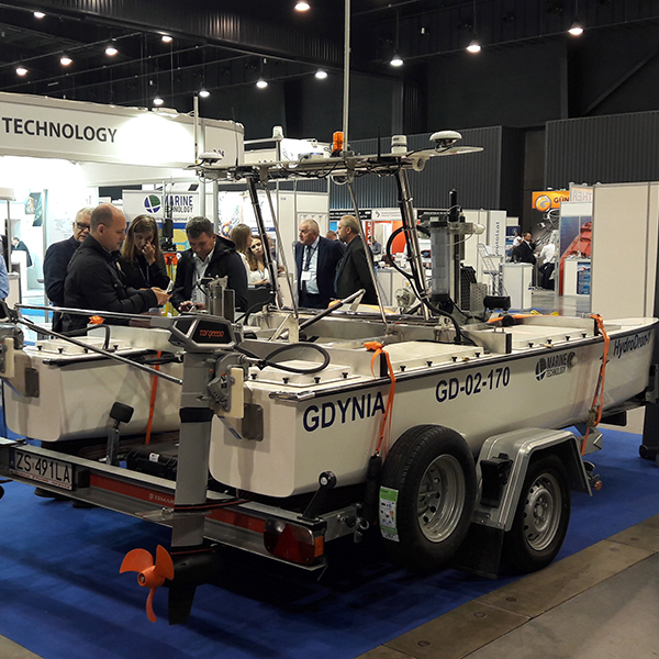 BALTEXPO 2019 and Golden Anchor award for Marine Technology